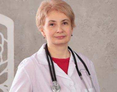 Педиатр Горбунова Ольга Семеновна